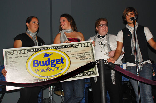 Budget Video is a proud sponsor of the 48 Hour Film Project