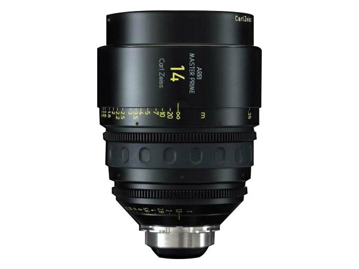 Arri Zeiss Master Prime 14mm Lens