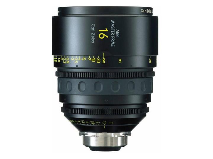Arri Zeiss Master Prime 16mm Lens