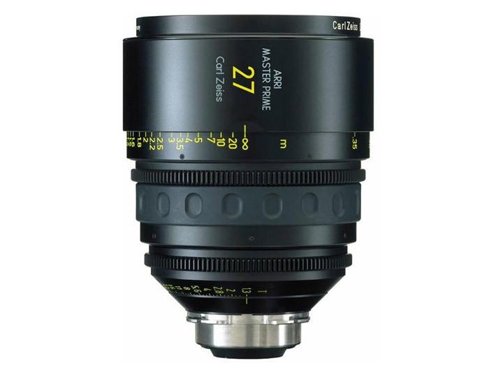 Arri Zeiss Master Prime 27mm Lens