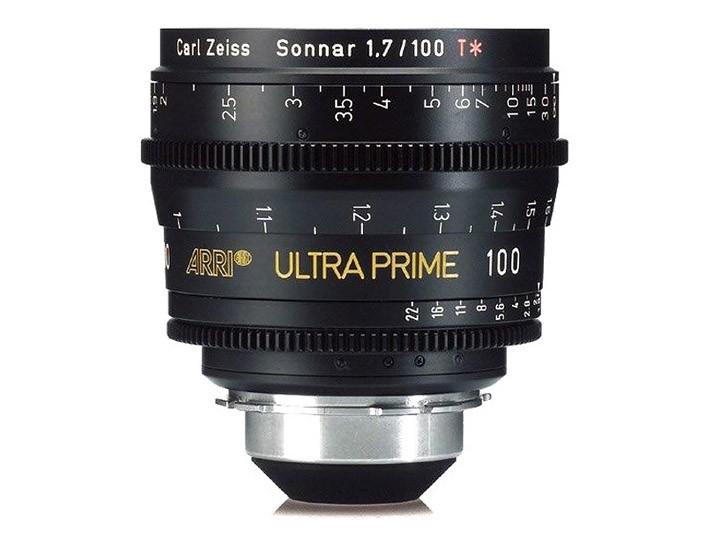 Arri Zeiss Ultra Prime, 100mm T1.9