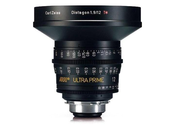 Arri Zeiss Ultra Prime, 12mm T1.9