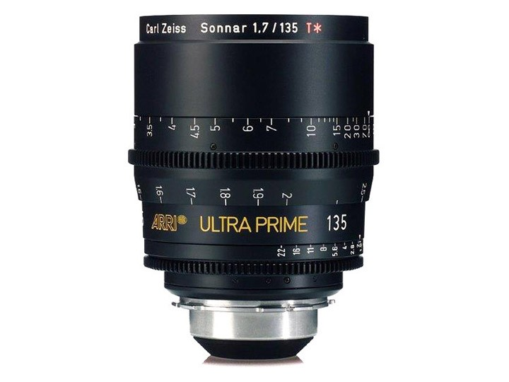 Arri Zeiss Ultra Prime, 135mm T1.9