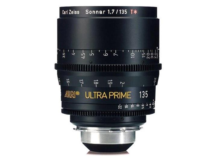 Arri Zeiss Ultra Prime, 135mm T1.9