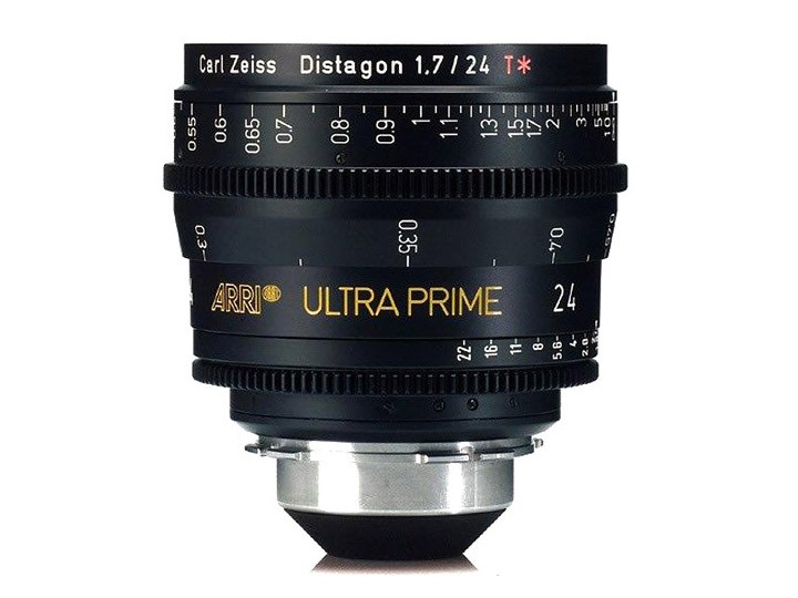 Arri Zeiss Ultra Prime, 24mm T1.9