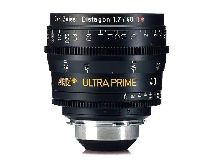 Arri Zeiss Ultra Prime, 40mm T1.9