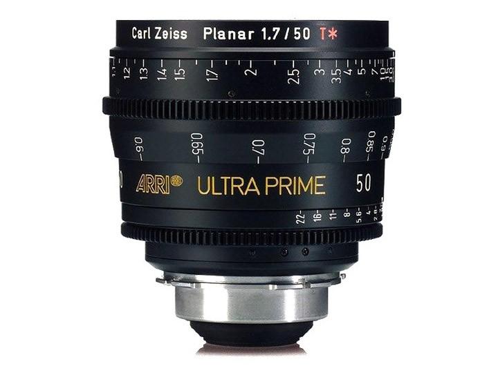 Arri Zeiss Ultra Prime, 50mm T1.9