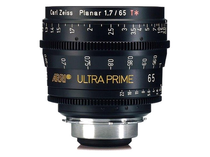 Arri Zeiss Ultra Prime, 65mm T1.9