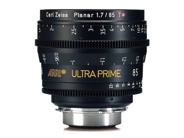Arri Zeiss Ultra Prime, 85mm T1.9
