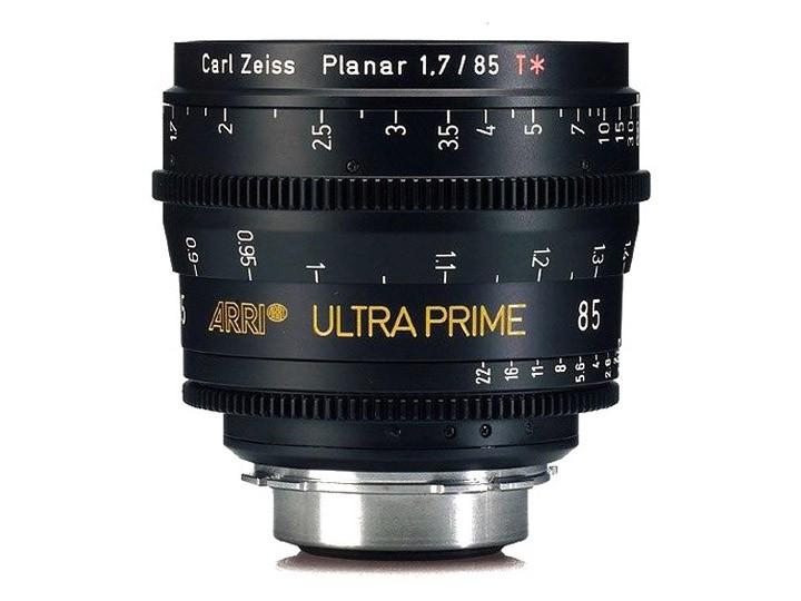 Arri Zeiss Ultra Prime, 85mm T1.9