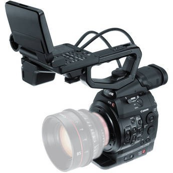 Canon EOS C300 Cinema Camcorder Body - EF or PL Mount, NTSC/PAL