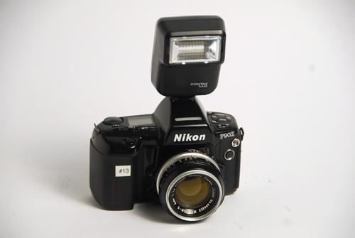 Prop 35mm Camera, #C13