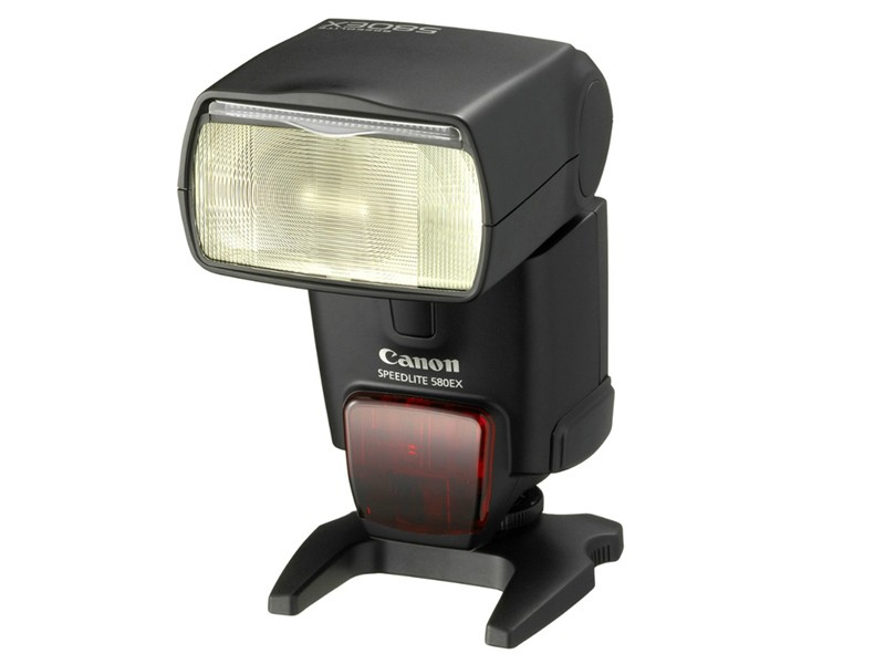 Canon 580EX Speedlite E-TTL Shoe Mount Flash