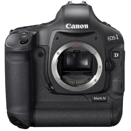 Canon EOS-1D Mark IV DSLR Camera