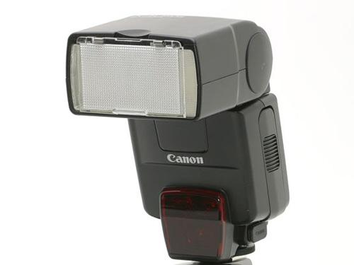 Canon 550EX Flash/Strobe