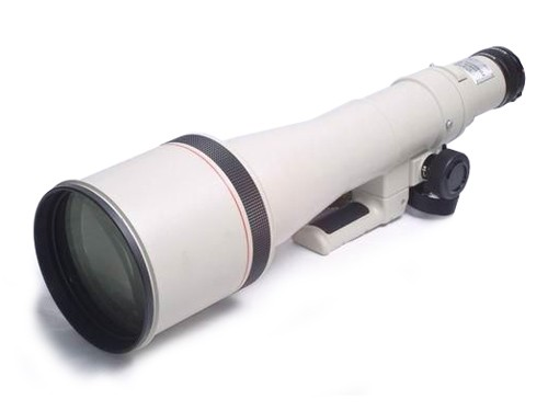 Canon 800mm T5.6 Telephoto Lens