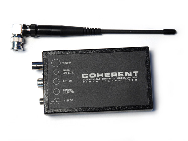 Coherent VHF Video Transmitter