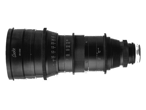 Cooke 25-250mm T3.7 Mark III Zoom Lens