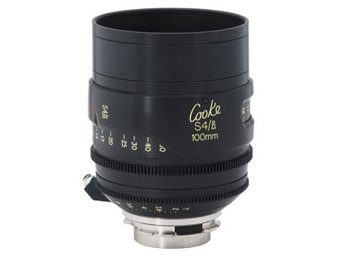Cooke Series 4, 100mm T2