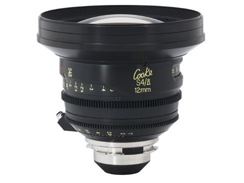 Cooke Series 4, 12mm T2