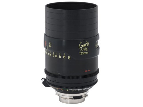 Cooke Series 4, 135mm T2