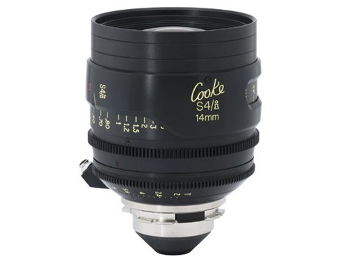 Cooke Series 4, 14mm T2