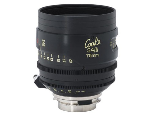 Cooke Series 4, 75mm T2