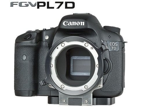 FGV Canon PL7D, Dedicated PL Mount Camera