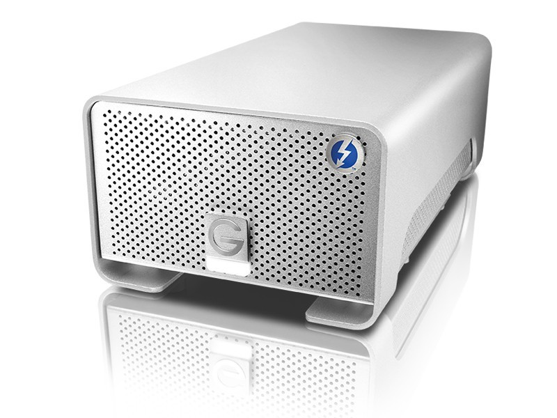 G-Technology 8TB G-RAID External Array with Thunderbolt