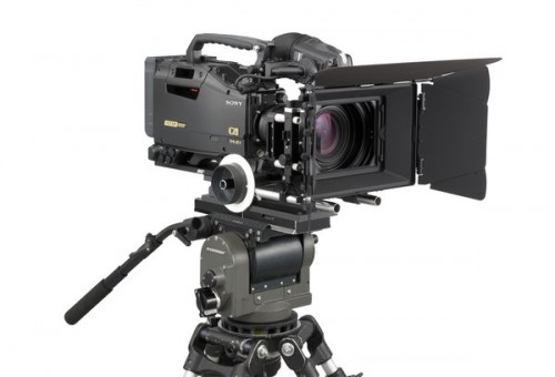 Sony HDW-F900R Cine Alta 24P HDCAM Camcorder