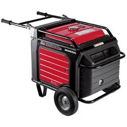 Honda EU6500is 6500w Super Quiet Generator