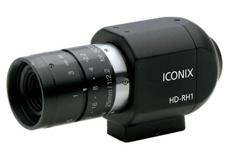 Rent a Iconix HD-RH1 Miniature HD POV Camera - Miniature HD ...
