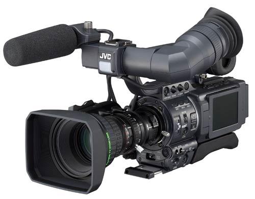 JVC HD100 HDV Camcorder