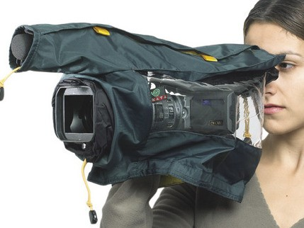 Kata Raincover for HDV Camcorders