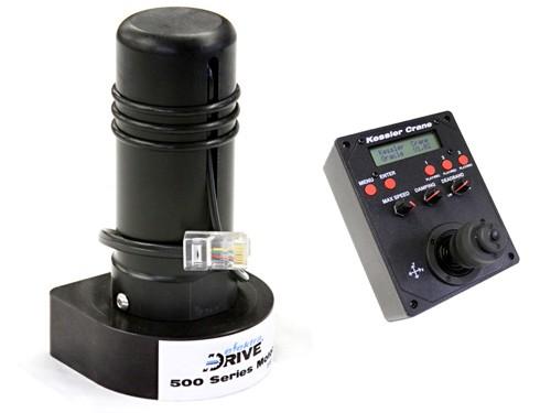 Kessler ElektraDRIVE 500 Motor w/ORACLE Controller