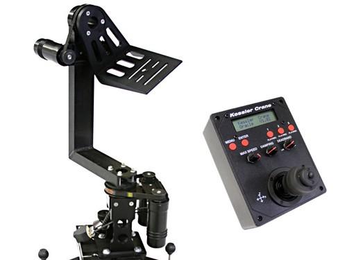 Kessler revolution pan tilt head w oracle controller rental for Pan and tilt head motorized