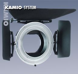 Kino Flo Kamio 6 Ring Light Kit