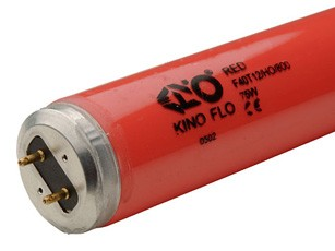 Kino Flo Bulb, 1 x 4 foot, RED 625nm