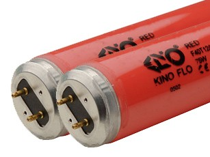 Kino Flo Bulb, 2 x 4 foot, RED 625nm