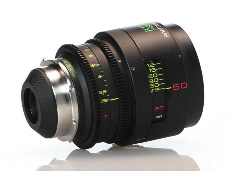 Kowa Prominar 50mm T2.3 Anamorphic Lens