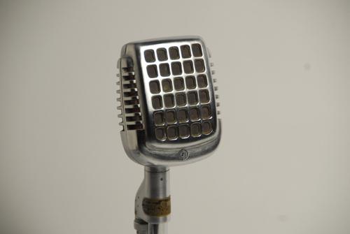 Shure Monoplex 737A Microphone Prop, #M6