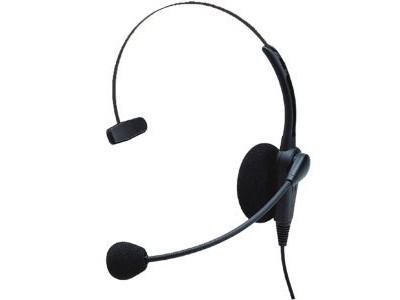 Klein Voyager Lightweight Single Headset