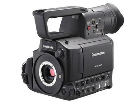 Panasonic AG-AF100 Pro Memory Card Camcorder - Nikon Mount
