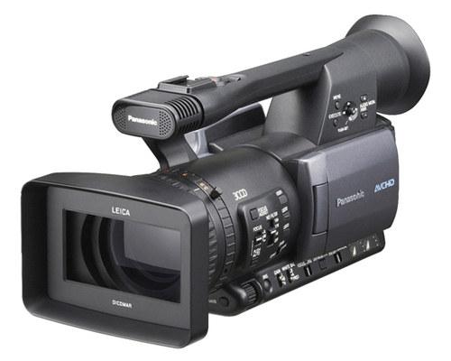 Panasonic AG-HMC150 AVCCAM 24p HD Camcorder