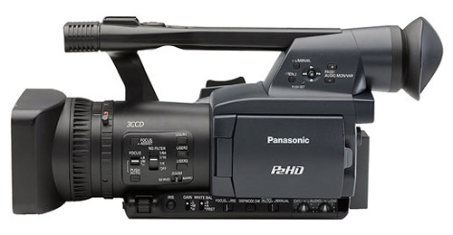 Panasonic AG-HPX170 P2 HD Camcorder