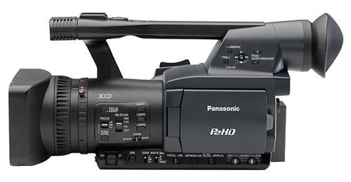 Panasonic AG-HPX170 P2 HD Camcorder