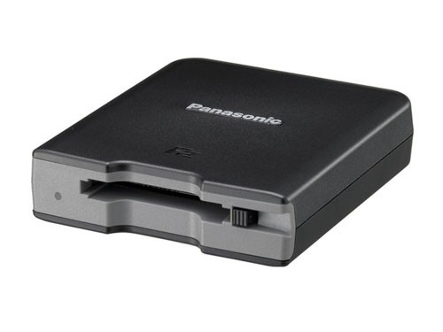 Panasonic AJ-PCD2GPJ Single-Slot P2 Memory Card Reader