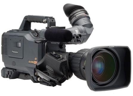 Panasonic AJ-HDX900 Body Only
