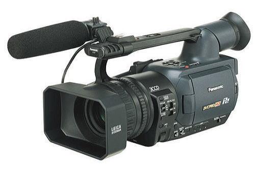 Panasonic AG-HVX200E PAL