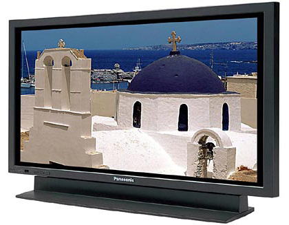 "Panasonic TH42P 42"" Plasma Monitor"